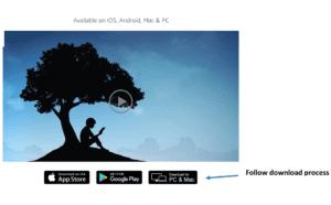 Follow download process